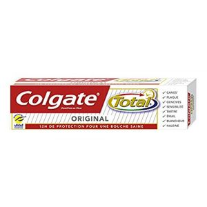 Colgate Total original - dentifrice 75 ml
