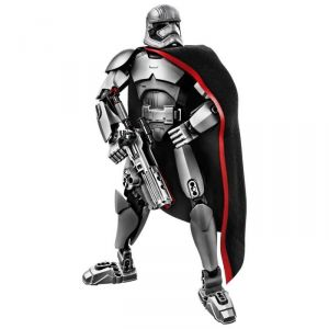 Lego 75118 - Star Wars : Capitaine Phasma - Buildable Figures