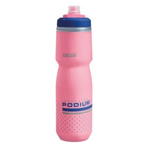 Camelbak Bidon isotherme Podium Chill 710 ml Rose/Ultramarine