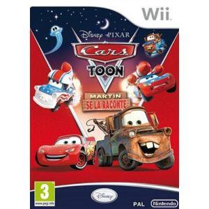Cars Toon : Martin se la raconte [Wii]