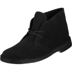Clarks Originals Desert Boot chaussures noir 46 EU