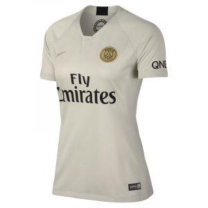 Nike Maillot de football 2018/19 Paris Saint-Germain Stadium Away pour Femme - Crème - Taille XS