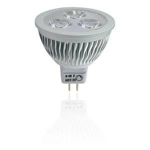 Superled Spot LED MR16 4W 12V équivalent 40W Blanc Neutre (4100K)