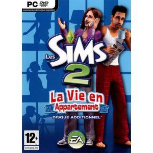 Les Sims 2 : La Vie en Appartement - Extension du jeu [PC]