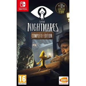 Little Nightmares Complete Edition [Switch]