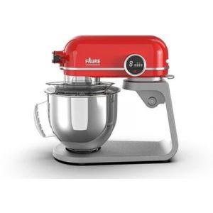 Faure Robot pâtissier FKM-804MP1 rouge