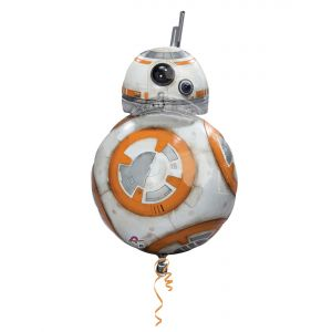 Ballon en aluminium BB-8 Star Wars VII