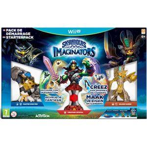 Skylanders : Imaginators - Pack de démarrage [Wii U]