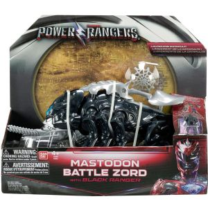 Bandai Power Rangers Zord Légendaire Mastodonte