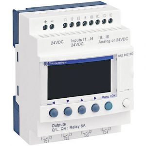 Schneider Electric API - Module dextension SR2 B121JD 2181868 12 V/DC 1 pc(s)