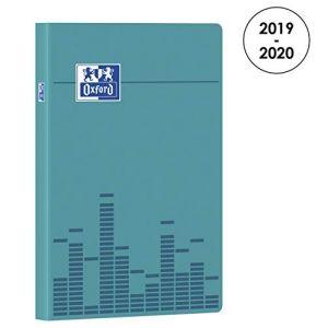 Oxford Agenda scolaire journalier Touch - 15 x 21 cm