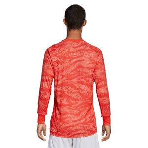 Adidas Maillot de Gardien Adipro 19 Manches Longues - Rouge - Rouge - Taille 152 cm/12 years
