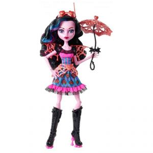 Mattel Monster High Draculaura/Robecca Freaky fusion
