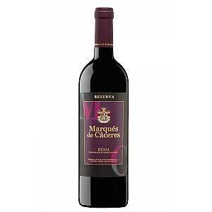 Marqués de Cáceres Vin reserva Rioja Autres