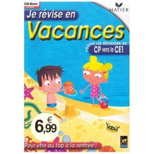 Je révise en Vacances : CP vers le CE1 [Windows, Mac OS]