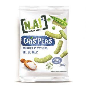 N.a! Crispeas sachet 50g sel de mer