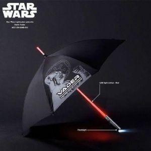 Parapluie Star Wars Sabre Laser Dark Vador