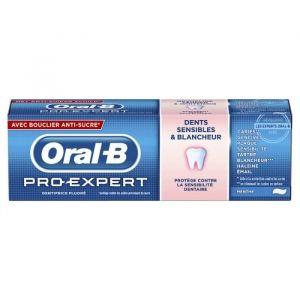 Oral-B Pro Expert Dents sensibles & Blancheur - 75 ml