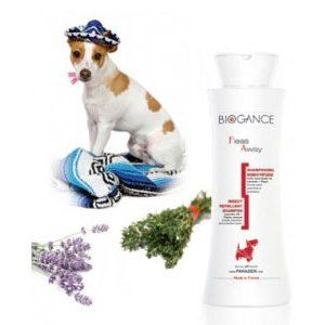 Biogance Shampoing insectifuge pour les chiens