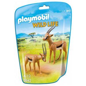 Playmobil 6942 Wild Life - Gazelles