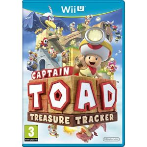 Captain Toad : Treasure Tracker [Wii U]