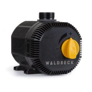 Waldbeck Nemesis T35 pompe de bassin 35 W hauteur de refoulement 2 m débit 2300 l/h
