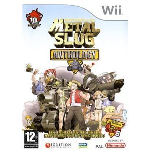 Metal Slug Anthology [Wii]