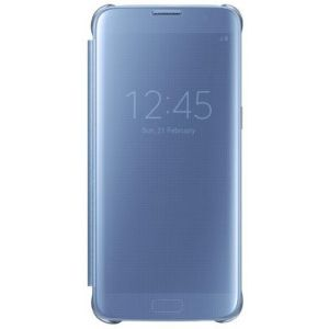 coque galaxy s7 edge bleu