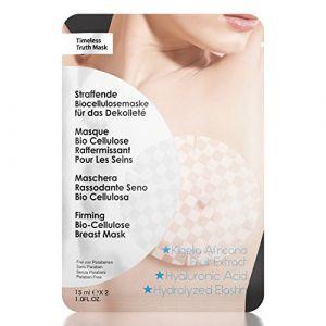 Timeless Truth Masque bio cellulose raffermissant pour les seins
