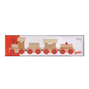 Goki Train avec attaches magnétiques Prag