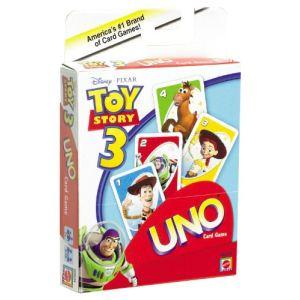 Mattel Uno Toy Story 3