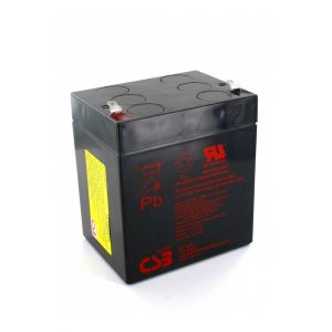 CSB battery Batterie Plomb 12V 4.5Ah GP1245
