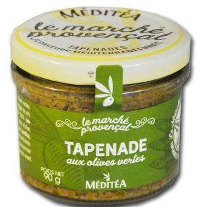 Méditéa Tapenade aux olives vertes
