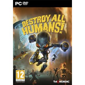 Destroy All Humans [PC]