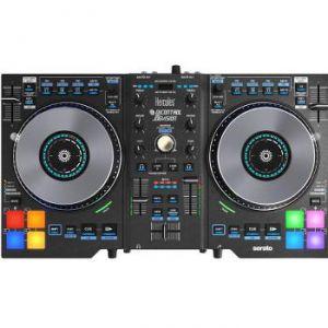 Hercules DJControl Jogvision - Surface de Contrôle MIDI DJ