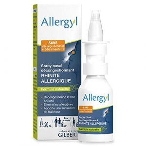 Laboratoires Gilbert Allergyl - Spray nasal décongestionnant