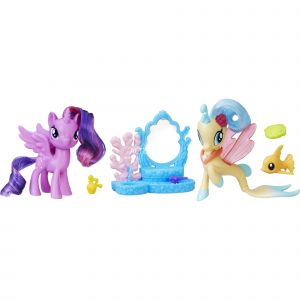 Hasbro My Little Pony Pack 2 poneys Twilight Movie Character