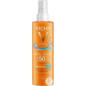 Vichy Idéal Soleil SPF50 - Spray douceur enfants