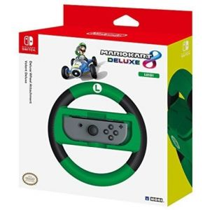 Hori Volant Deluxe Mario Kart 8 Luigi