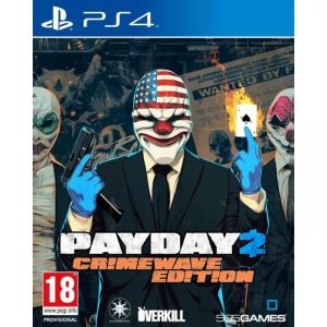 Payday 2 sur PS4
