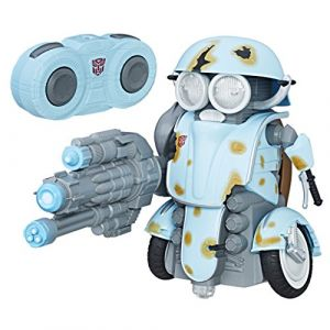 Hasbro Transformers : The Last Knight Autobot Sqweeks Télécommandé