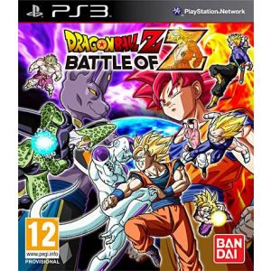 Dragon Ball Z Battle of Z [PS3]