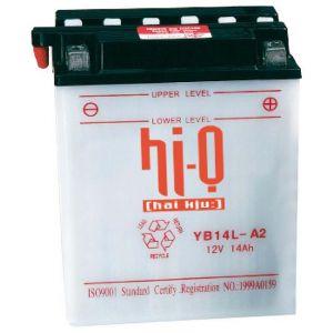 Hi-Q Batterie YTX7A-BS AGM avec pack acide
