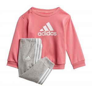 Adidas Ensemble BOS Jog FT Rose - Taille 12-18 Mois