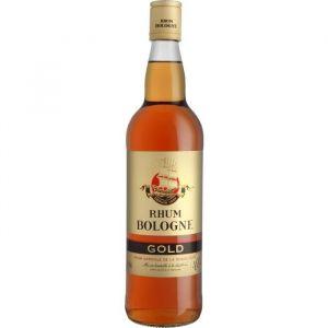 Bologne Rh Gold Ambré 40 0% Vol 70 cl