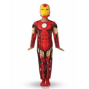 Déguisement luxe rembourré Iron Man enfant Avengers