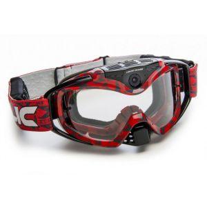 Liquid Image Caméra masque Torque Offroad 1080p - Rouge
