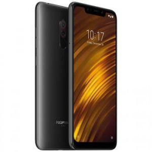 Poco PocoPhone F1 (noir graphite) - 6 Go - 128 Go