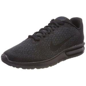 on sale 27b74 26239 Nike Chaussure Air Max Sequent 2 pour Homme - Noir - Couleur Noir - Taille  42