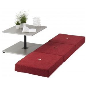 table de salon transformable comparer 169 offres. Black Bedroom Furniture Sets. Home Design Ideas